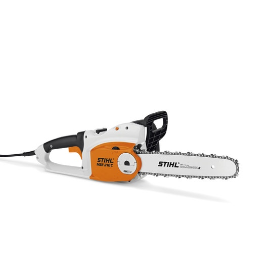 tron onneuse lectrique stihl mse 210 c bq 2100 w leroy merlin. Black Bedroom Furniture Sets. Home Design Ideas