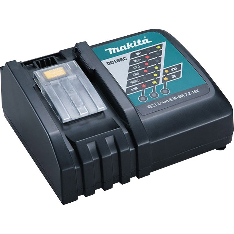Chargeur Rapide Lithium Makita Dc18r 14 18v