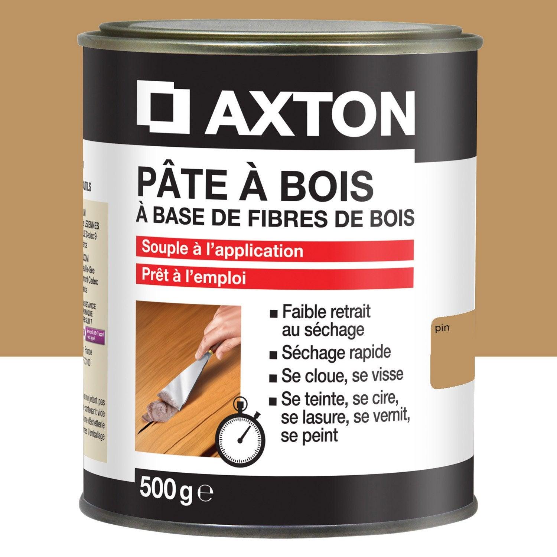 Charmant Pâte à Bois AXTON, Pin, 500 ... Images