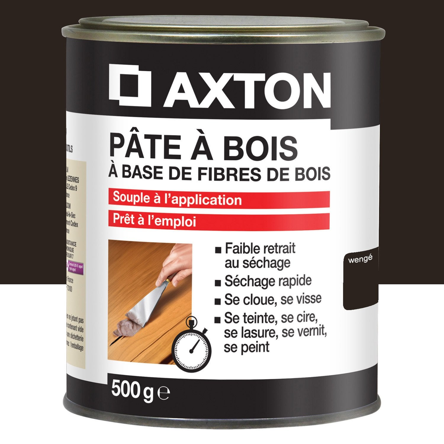 P Te Bois Axton Weng 500 Leroy Merlin