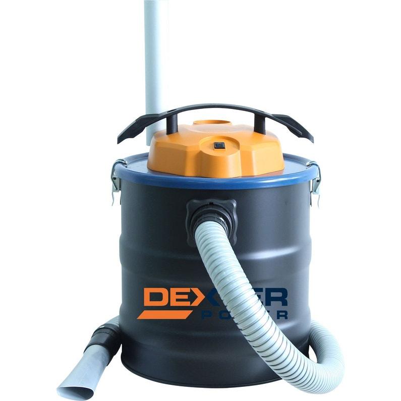 Aspirateur De Cendres Dexter Power 20 L