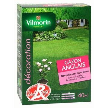 Gazon anglais VILMORIN 40 m²
