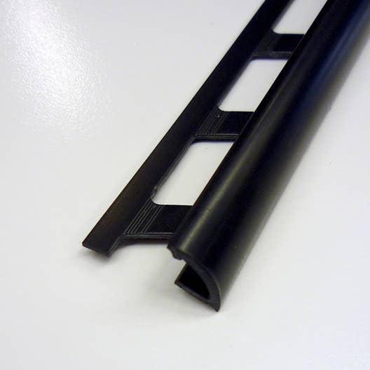 1 4 de rond carrelage mur pvc l 2 5 m x ep 9 mm leroy merlin. Black Bedroom Furniture Sets. Home Design Ideas