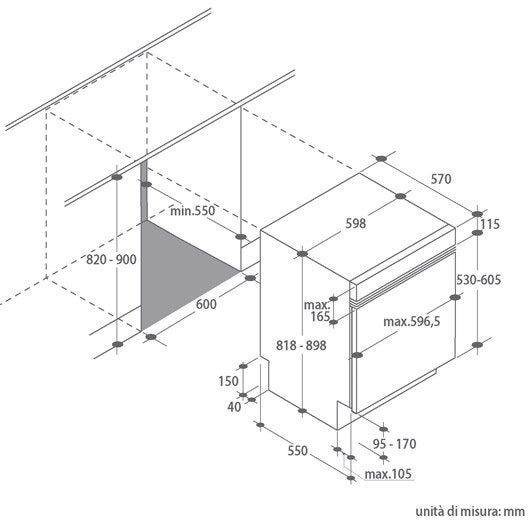 lave vaisselle int grable cm candy cds2d35x 13 couverts leroy merlin. Black Bedroom Furniture Sets. Home Design Ideas