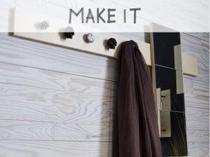 diy fabriquer un porte bijoux leroy merlin. Black Bedroom Furniture Sets. Home Design Ideas