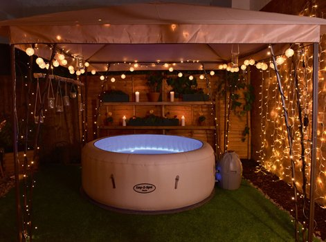 Tout savoir sur les spas et les bains nordiques   Leroy Merlin