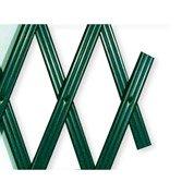 Treillage extensible droite en PVC JANY TRADITION, l.200 x H.100 x P.0.8 cm