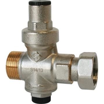 Accessoires pour chauffe eau lectrique groupe de s curit au meilleur prix leroy merlin - Reducteur pression chauffe eau ...