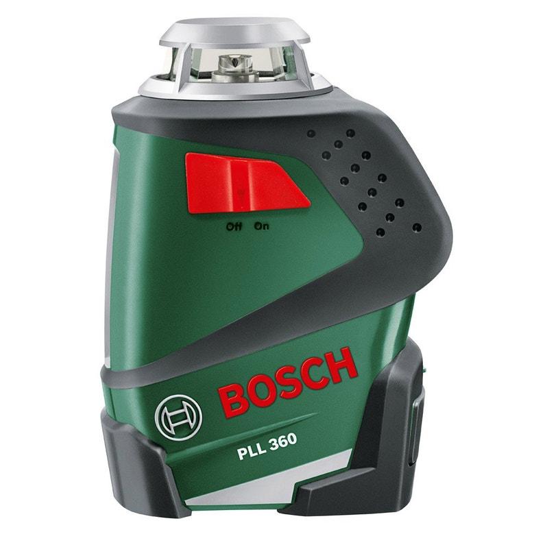 Laser à Lignes Optique Bosch Pll 360 Basic