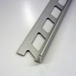 Equerre de finition carrelage mur, aluminium anodisé L.2.5 m x Ep.10 mm