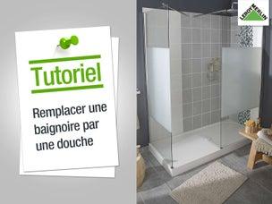 une petite salle de bains de 3 7m bien agenc e et petit budget leroy merlin. Black Bedroom Furniture Sets. Home Design Ideas