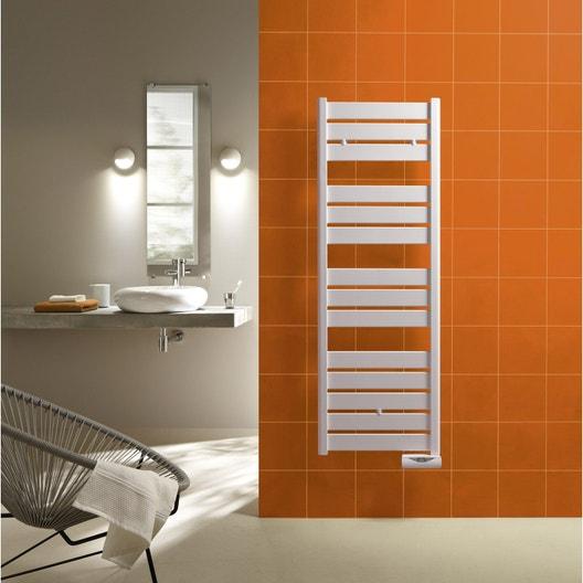 s che serviettes lectrique inertie fluide acova madras 40 cm 500 w leroy merlin. Black Bedroom Furniture Sets. Home Design Ideas