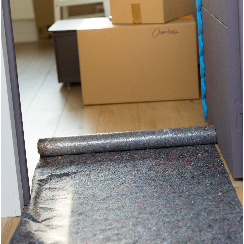 rouleau de protection pour le sol leroy merlin. Black Bedroom Furniture Sets. Home Design Ideas