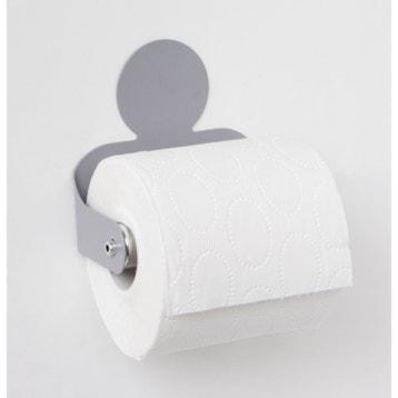 Accessoires wc wc abattant et lave mains toilette au meilleur prix leroy merlin - Derouleur papier wc leroy merlin ...