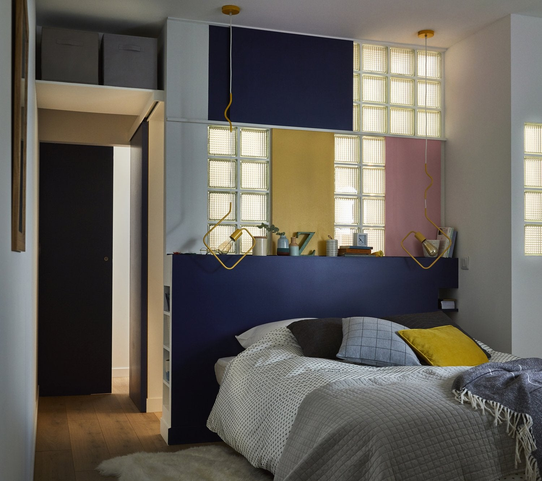 Attrayant Les Briques De Verre, Idéales Dans Une Chambre Sans Fenêtre