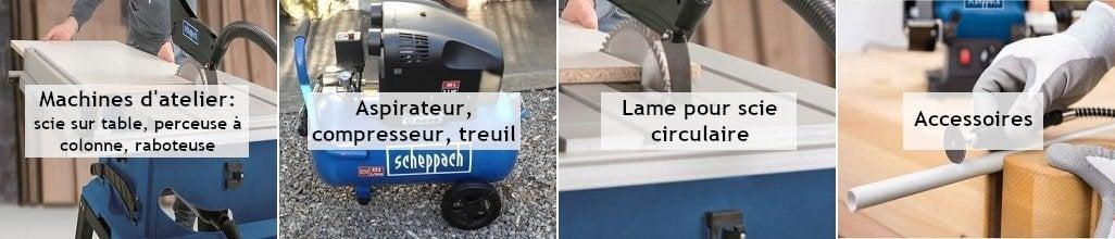 Scheppach Au Meilleur Prix Leroy Merlin