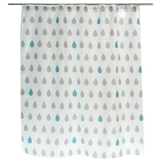 Rideau de douche barre et rideau de douche au meilleur for Barre rideau de douche ventouse