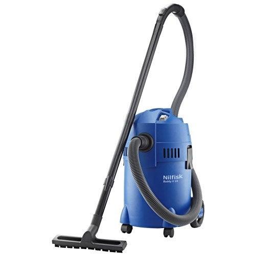 aspirateur eau et poussières nilfisk buddy ii, 20 kpa, 18 l