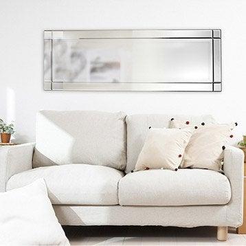 Miroir Bizo, l.42 x H.132 cm