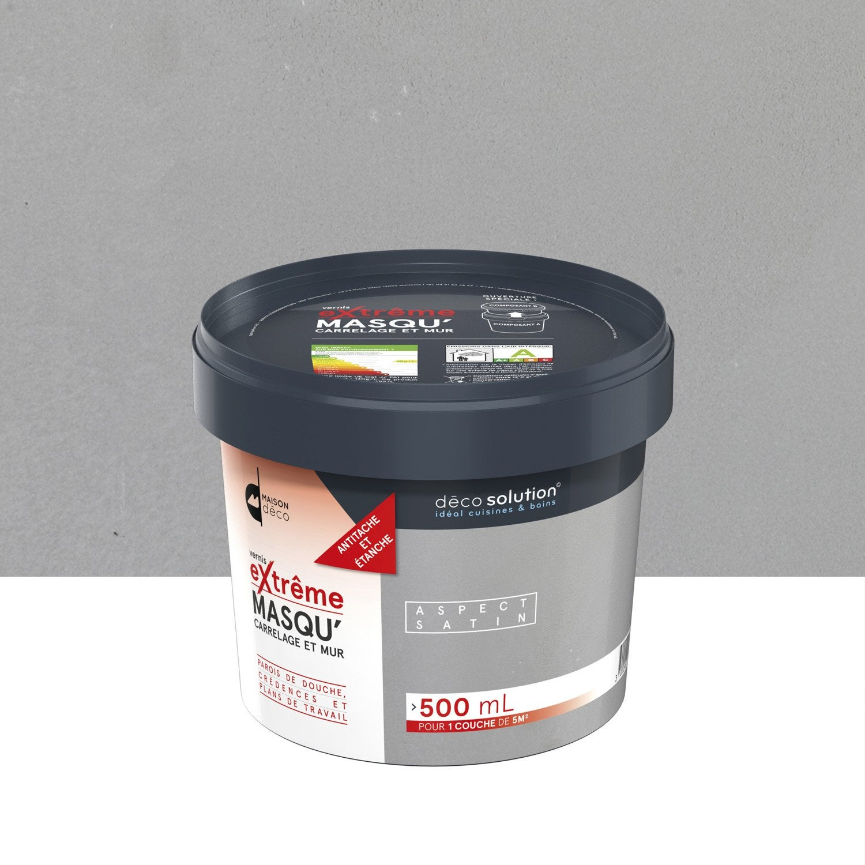 Vernis Masqu Carrelage Et Mur Maison Deco Transparent 0 5 L