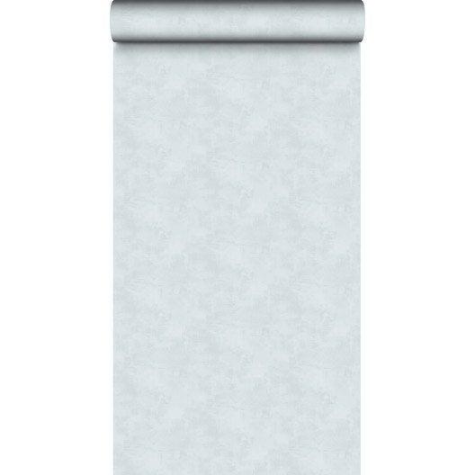 papier peint vinyle intiss uni velours bleu leroy merlin. Black Bedroom Furniture Sets. Home Design Ideas