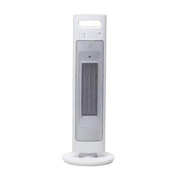Soufflant céramique salle de bain mobile électrique EQUATION Presence 2500 W