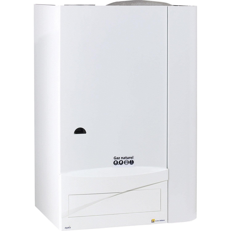 chaudi re gaz standard accumul e elm leblanc egalis nglb23h leroy merlin. Black Bedroom Furniture Sets. Home Design Ideas