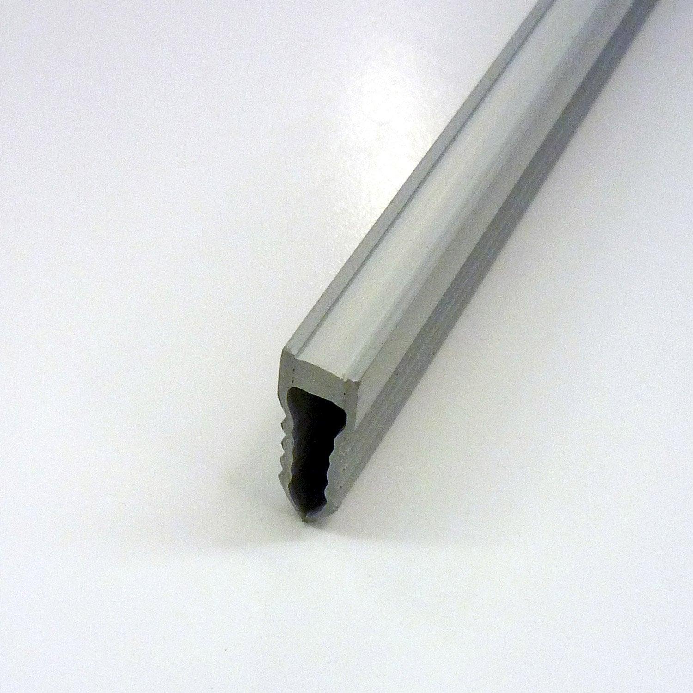 Great Joint De Dilatation Et Fractionnement Sol, Pvc L.2.5 M X Ep.30 Mm
