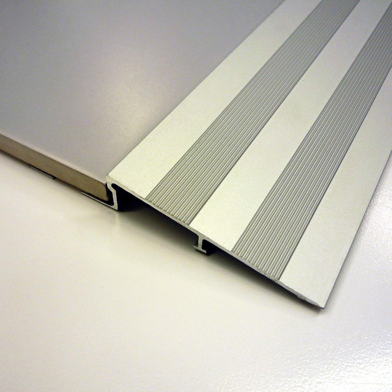 ... Rampe Du0027accès Sol, Aluminium Anodisé L.2.5 M X Ep.12.5 ...