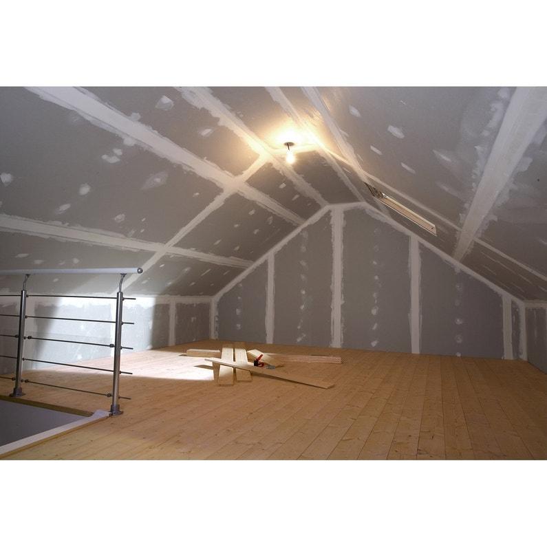 comment fixer support mural tv placo ba13. Black Bedroom Furniture Sets. Home Design Ideas