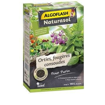 Engrais naturel orties ALGOFLASH 300 g