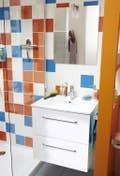 Salle de bains Multicolore