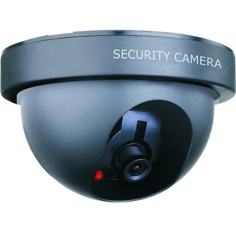 Camera Factice Avec Led Clignotante Smartwares Cs44dfr Leroy Merlin