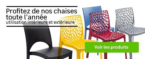HOP famille chaise