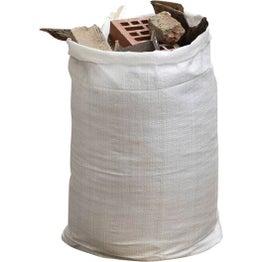 Lot de 5 sacs à gravats réutilisable GEOLIA 70 l