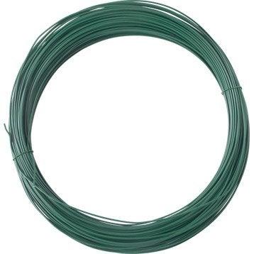 Fil de tension vert,  x l.50 m