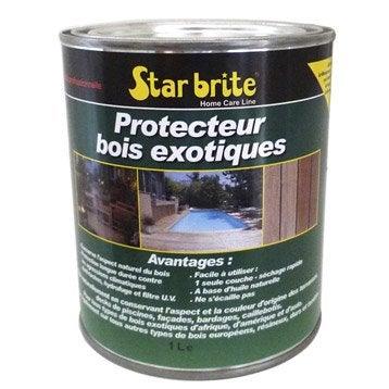 Protecteur bois extérieurs pour terrasse 1000 ml