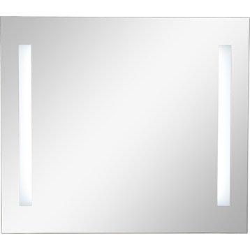 Miroir de salle de bains accessoires et miroirs de salle de bains leroy m - Miroir salon leroy merlin ...