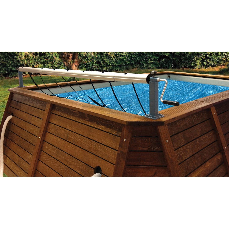 Enrouleur pour piscine vali leroy merlin for Produit pour piscine