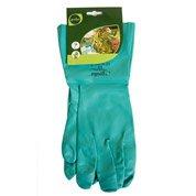 Gants de protection chimique / phytosanitaire GEOLIA bleu clair, taille 7 / S