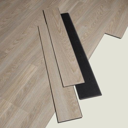 lame pvc clipsable rosebud gerflor senso lock leroy merlin. Black Bedroom Furniture Sets. Home Design Ideas