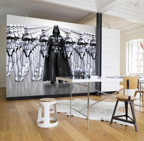 Photo géante de la garde impériale de Dark Vador