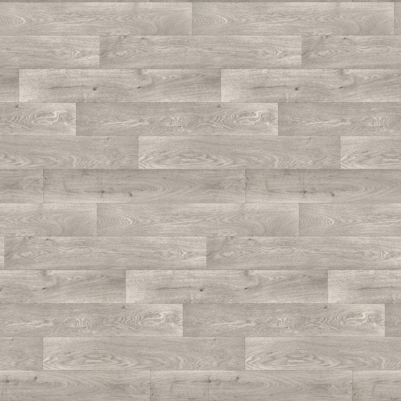 sol pvc artens effet parquet beige bois blanchi l 4 m