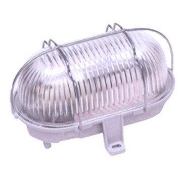 Hublot Eco ovale, Sans ampoule 0, E27