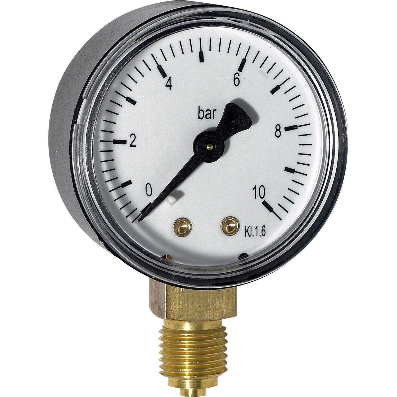 Manom tre radial pour r ducteur leroy merlin for Plus de pression eau