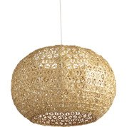 Suspension, e27  Hana bambou naturel 1 x 60 W INSPIRE