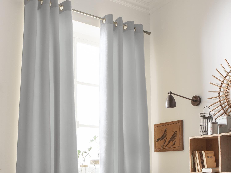 porte placard rideau interesting un rideau de chambre thme gris deco in with porte placard. Black Bedroom Furniture Sets. Home Design Ideas