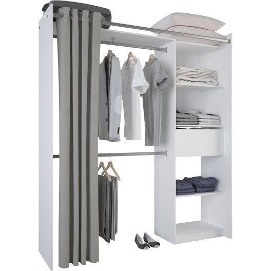 kit dressing am nagement placard penderie et dressing. Black Bedroom Furniture Sets. Home Design Ideas