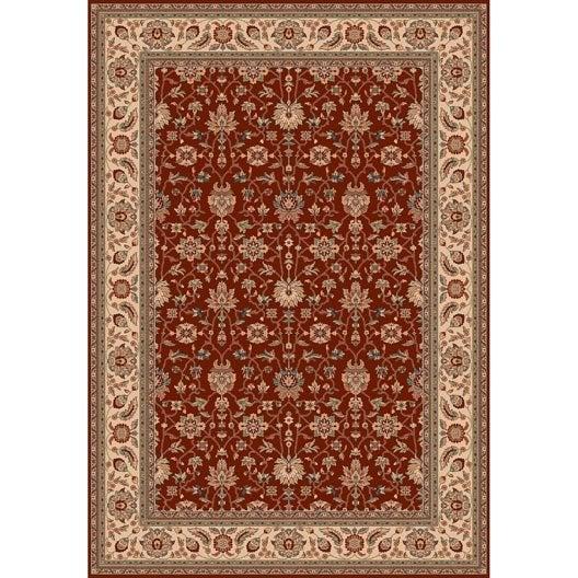 tapis multicolore ispahan oriental x cm leroy merlin. Black Bedroom Furniture Sets. Home Design Ideas
