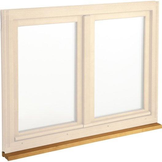 pièce d'appui pour fenêtre et porte fenêtre | leroy merlin